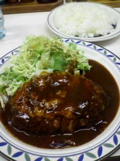 浜松町で一番美味しいハンバーグ