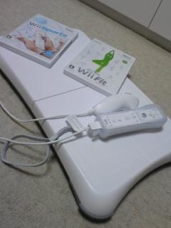 WiiとWiiFit
