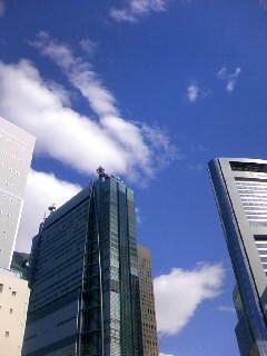 12:37の雲